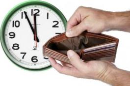 Как банк штрафует должников