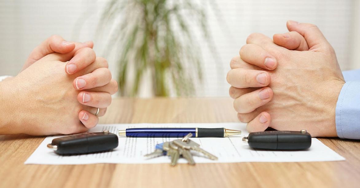 Раздел общего имущества супругов при разводе